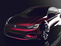 volkswagen new midsize coupe pic #117825