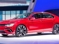 volkswagen new midsize coupe pic #117826