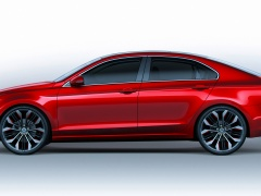 volkswagen new midsize coupe pic #117827