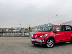 volkswagen cross up pic #134946