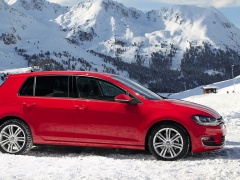 volkswagen golf 4motion pic #135004