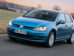 volkswagen golf tgi bluemotion pic #135101