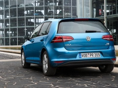 volkswagen golf tgi bluemotion pic #135118