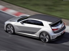 Golf GTE Sport Concept photo #142345