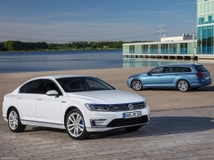 Passat GTE photo #145922