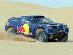 volkswagen race-touareg pic #17068