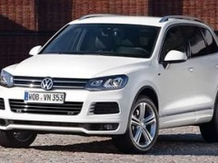 volkswagen touareg r-line pic #171417