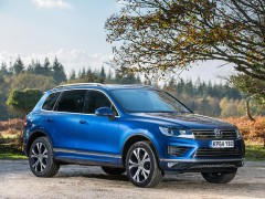 volkswagen touareg r-line pic #171418