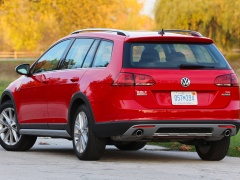 Golf Alltrack photo #173765