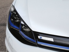 volkswagen golf blue-e-motion pic #176812