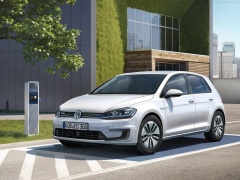 volkswagen golf blue-e-motion pic #176841