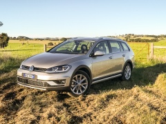 Golf Alltrack photo #179342