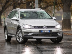 Golf Alltrack photo #179348