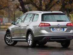 Golf Alltrack photo #179349