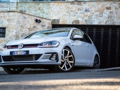 volkswagen golf gti performance edition 1 pic #180687