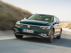 Passat Alltrack photo #196206