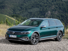 Passat Alltrack photo #196209