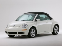 New Beetle Convertible Triple White photo #42281