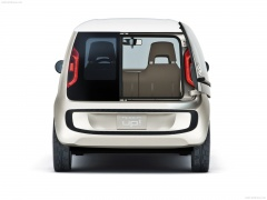 volkswagen space up blue pic #49228
