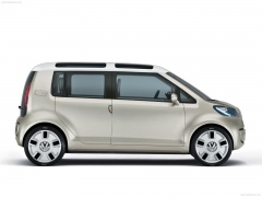 volkswagen space up blue pic #49234