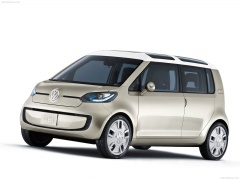 volkswagen space up blue pic #49235