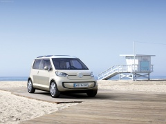 volkswagen space up blue pic #49240