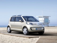 Volkswagen Space Up Blue pic