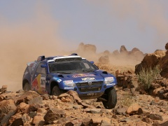 volkswagen race-touareg pic #50590