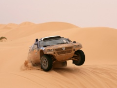 volkswagen race-touareg pic #50591