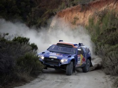 volkswagen race-touareg pic #60835