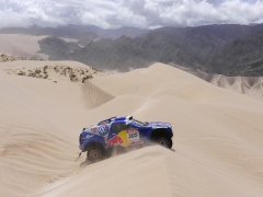 volkswagen race-touareg pic #60843