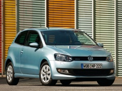 volkswagen polo bluemotion pic #68662