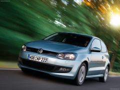 volkswagen polo bluemotion pic #68665