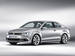 volkswagen new compact coupe pic #70434