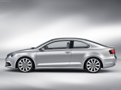 volkswagen new compact coupe pic #70435