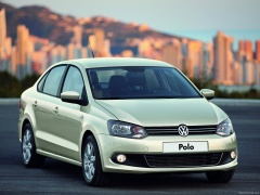 Volkswagen Polo Sedan pic