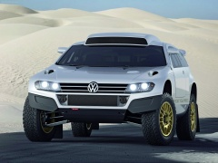 Race-Touareg 3 Qatar Concept photo #77901