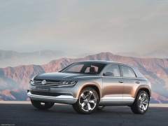 Volkswagen Cross Coupe pic