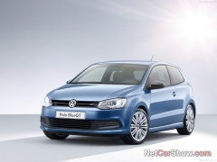 Volkswagen Polo Blue GT pic