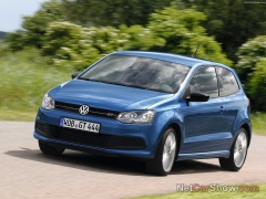 volkswagen polo blue gt pic #93271