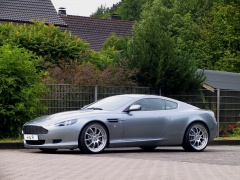 Aston Martin DB9 photo #27191