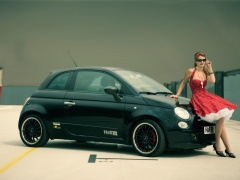 h&r springs fiat 500 pic #47803