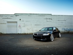 h&r springs lincoln mkz project pic #52234