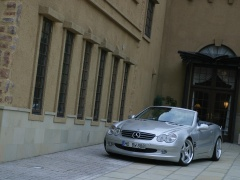 Bercedes Benz SL500 photo #26125
