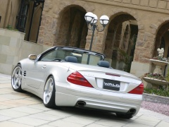 Bercedes Benz SL500 photo #26127
