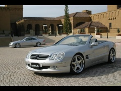 Bercedes Benz SL500 photo #26128