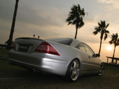 Bercedes Benz CL600 photo #26135