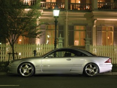 Bercedes Benz CL600 photo #26140