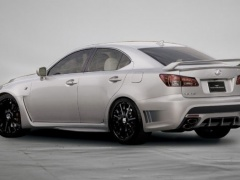 wald lexus is-f pic #55798