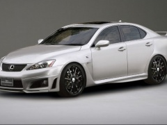 wald lexus is-f pic #55799